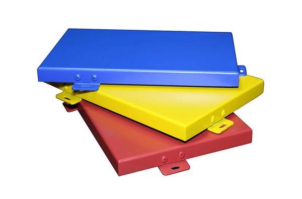 彩色铝合金单板